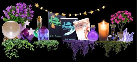 Books by JJ Barnes, The Lilly Prospero Series, Emerald Wren And The Coven Of Seven