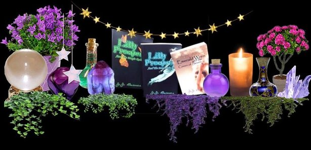 Books by JJ Barnes Lilly Prospero And The Magic Rabbit Lilly Prospero And The Mermaid's Curse Emerald Wren And The Coven Of Seven
