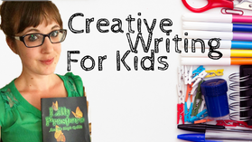 Creative Writing For Kids educational home schooling videos from JJ Barnes