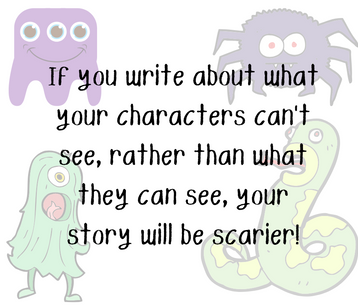 Creative Writing For Kids - How To Write A Scary Story