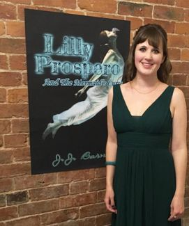 Lilly Prospero And The Mermaid's Curse