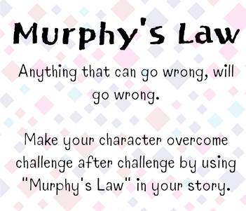 Creative Writing For Kids - Murphy's Law