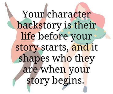 Creative Writing For Kids - Writing Character Backstory