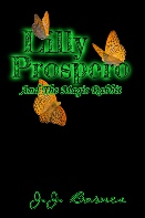 Lilly Prospero And The Magic Rabbit, J.J. Barnes, JJ Barnes, Young Adult Urban Fantasy, Feminist Fiction, Teenage Fiction, Teenage Girls Magic Fiction